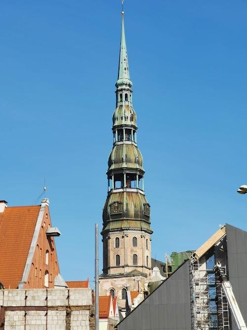 Rīgas Sv. Pētera baznīca