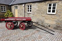 Strathisla Distillery Home of Chivas, Keith, United Kingdom