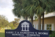 Harry and Hariette Moore Memorial Park, Mims, United States