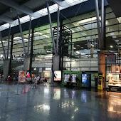 Station  Malaga Maria Zambrano