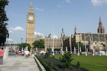 Winston Churchill Statue, London, United Kingdom