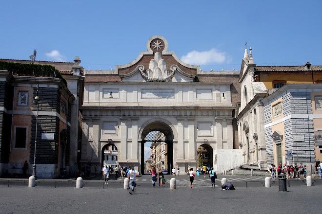 Anno Domini Tours, Rome, Italy