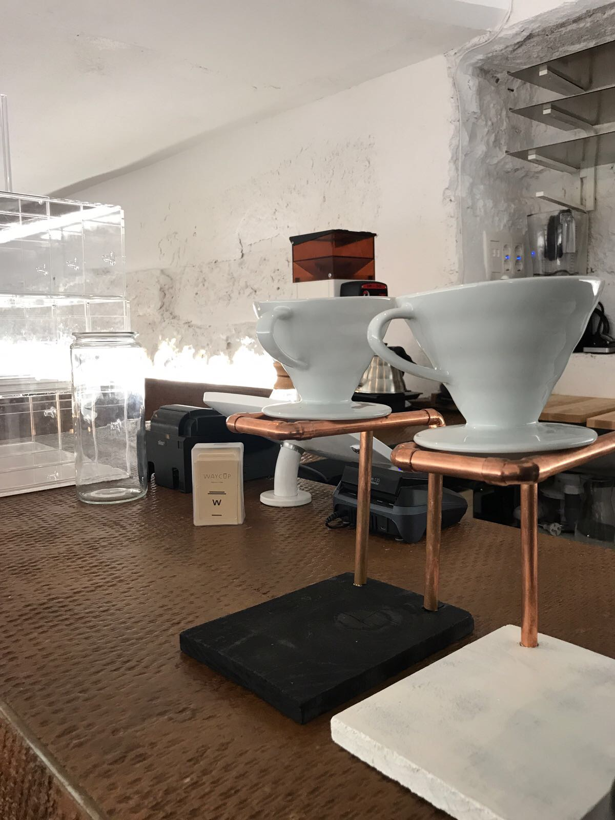 WAYCUP Specialty Coffee: A Work-Friendly Place in Madrid