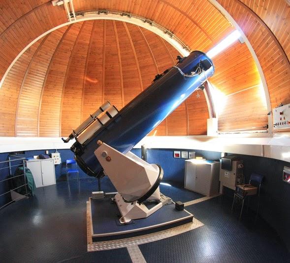 """Fondazione Osservatorio Astronomico Di Tradate """"MESSIER 13"""""""