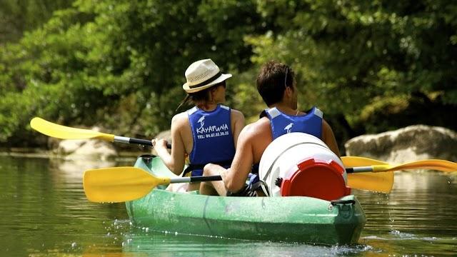Canoe Kayapuna