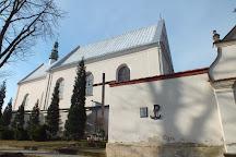 St. Joseph's Church, Sandomierz, Poland