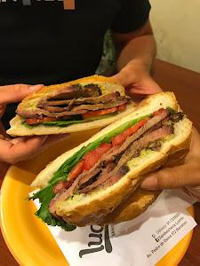 Sandwichería Luchín 2