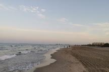 Playa de la Patacona, Alboraya, Spain