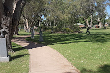 Cricket Captains Walk, Cootamundra, Australia
