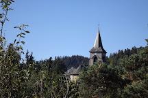 Eglise Saint-Ferreol, Murol, France