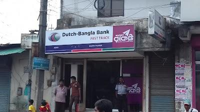 Fast Track Dutch Bangla Bank