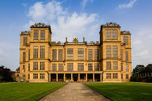Hardwick Hall and Gardens, Chesterfield, United Kingdom