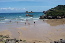 Playa Palombina, Celorio, Spain