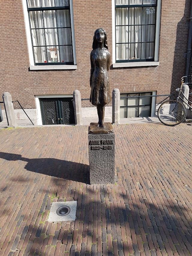 Anne Frank Monument