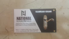 National Hardware karachi