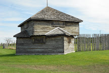 Fort Abercrombie State Historic Site, Abercrombie, United States