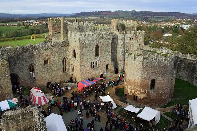 Ludlow Medieval Christmas Fayre