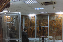 Museum of the History of Weapons, Zaporizhzhya, Ukraine