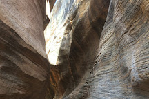 Willis Creek Slot Canyon, Cannonville, United States