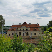 Train Station  Modlin