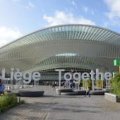 Station  Liege Guillemins