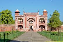 Tomb of Itimad-ud-Daulah, Agra, India