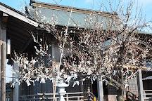 Ukishima Shrine, Kashima-machi, Japan