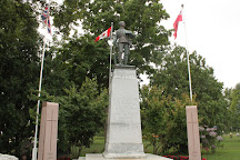 Clifton Hill War Memorial, Niagara Falls, Canada