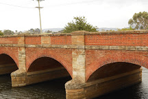 The Red Bridge, Campbell Town, Australia