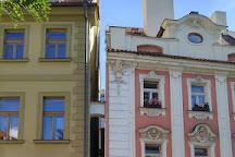 Narrowest Street Prague, Prague, Czech Republic