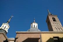 Church of St. Nicholas of the Servitas (San Nicolas de las Servitas), Madrid, Spain