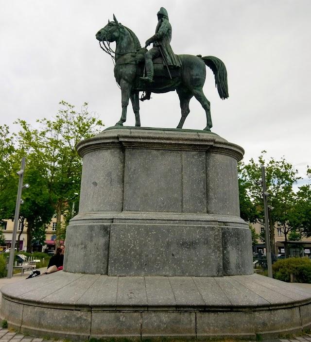 Statue équestre de Napoleon