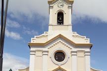 Plaza de Armas Arturo Prat, Puerto Natales (Torres del Paine), Chile