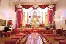 Mahayana Buddhist Temple, New York City, United States