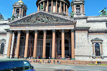 St. Isaac's Cathedral State Museum-Memorial, St. Petersburg, Russia