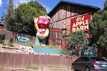 Old Apple Barn, High Rolls Mountain Park, United States