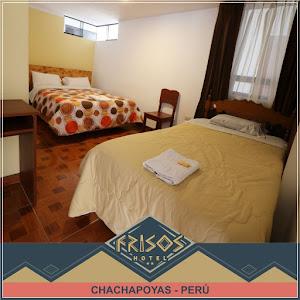 Hotel Frisos - Chachapoyas, Perú 8
