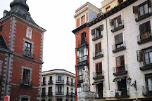 Centro de Turismo Plaza Mayor, Madrid, Spain