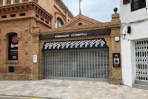 Fundacio Stampfli, Sitges, Spain