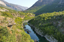 Moraca River Canyon, Podgorica Municipality, Montenegro