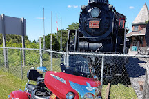 Railway Museum of Eastern Ontario, Smiths Falls, Canada
