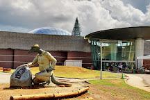 Fukui Prefectural Dinosaur Museum, Katsuyama, Japan