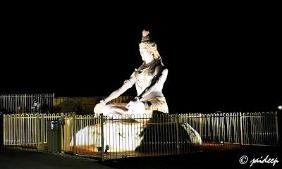 Lord Shiva Icon.