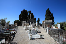 Old Chateau Cemetery, Menton, France