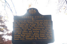Forbes Field, Pittsburgh, United States