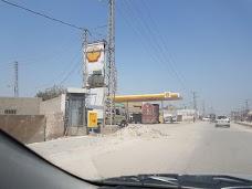Shell Petrol larkana
