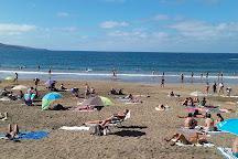 Las Canteras Beach, Las Palmas de Gran Canaria, Spain