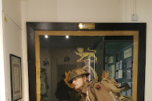 The Royal Hampshire Regiment Museum, Winchester, United Kingdom