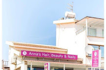 Anna's Hair & Beauty & Nails Salon, Ayia Napa, Cyprus