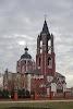 Троицкий Собор г. Щелково, Пролетарский проспект на фото Щёлкова